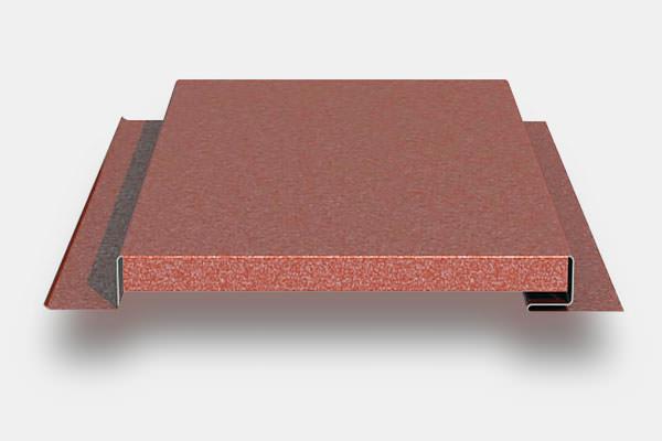 Гладкая поверхность линеарной панели