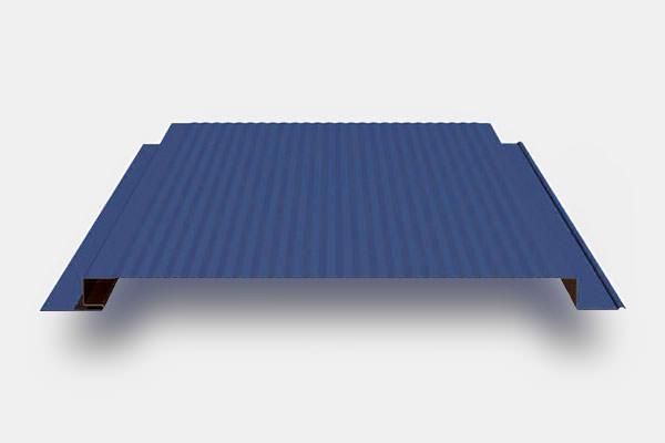 Рефленая поверхность линеарной панели